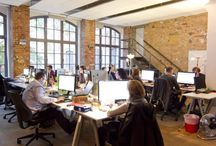 Business incubator & collaborative office ideas