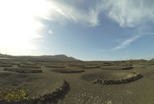 Landscape from Lanzarote / Places, landscape, food, wines,...