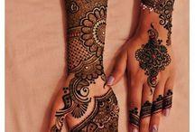 henna/mehandi design