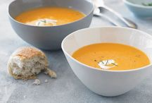 Healthy Soup Recipes / Packed full of healthy, nutritional goodness these soup recipes are perfect for a hearty lunch or dinner