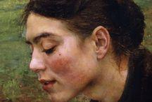Oil Paintings I Pinned