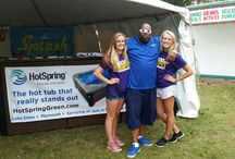 Minnesota State Fair 2014 / We had a great time hanging out with our friends from 1500 ESPN at the Minnesota State Fair!