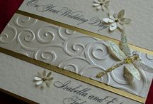 Special Occasion cards eg: Wedding, Baby / Some inspiration for special events!