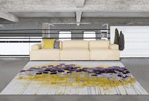 Modern rugs / Made to order.... rugs and carpets by Blackboard Jungle
