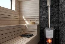Sauna Casero