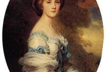 1850-1865 Krynolina