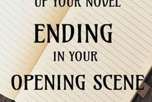 When writing a Book / Tips and tricks for writing, because sometimes I want to be a writer
