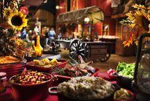 Chuck Wagon Cafe - Clippers Quay Travel / Disney's Hotel Cheyenne - Chuck Wagon Cafe, Disneyland Paris