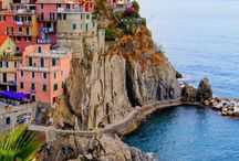 Italian Adventure / Places to Visit on our Italian Odyssey