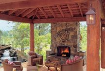 Outdoor Spaces / by Sharon Johnson