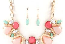 Jewelry.  / by Taylor Brown