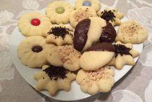 Biscotti con la spara biscotti - Cookies with shoots biscuits / Di tutto e di più