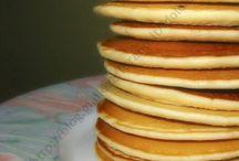 Pancake e plum-cake