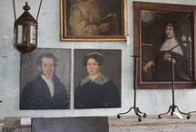 Inredningar 1700-talsinspirerat