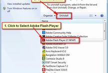 Adobe Flash Player / Adobe flash player is very important for every internet user.