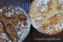 Chléb, bagety... / pečivo