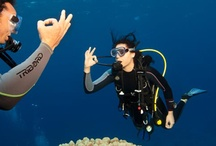 Tribord Diving / Our intention is to make diving safe and enjoyable, and accessible to as many people as possible. More on Tribord.com