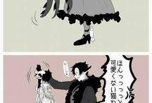 마녀 만화