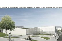 pool, spa and gym at school in Wroclaw, Poland / pool, spa and gym at school in Wroclaw, Poland, designed by Major Architekci