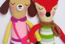 Pfang Crochet animals