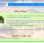 Rajat Mishra Website