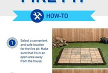 Firepits/ Braziers/ Compy Setting