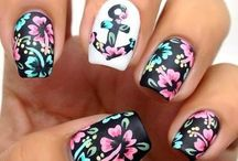 Nails, Nails, Nails!  / What More Can I Say?  / by Tiffany Zimmerman