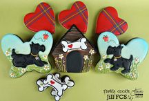 Decorated Cookies / by Veronica Glenda Pitarch