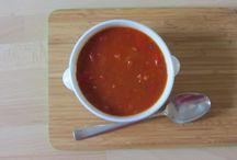 tomatensoep / soep