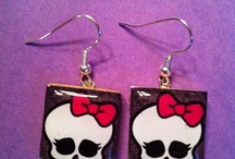 Monster High  jewellery