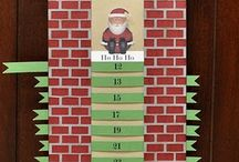 Advent Calendars / Lots of ideas for home made advent calendars