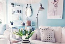 Inspiration till lägenheten 2015 / Inredning & idéer till vår gemensamma lägenhet