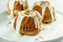 zauberhafte Kuchen | Backen / hmmmm :) should try all of it