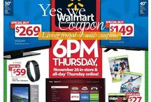 Black Friday Ad Scans / Hot sneak peaks, leaked as scan previews for top stores such as Walmart, Kohls, Kmart, Sears, Best Buy and more! New stores added daily!