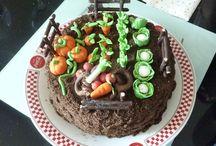 Cake design - Réalisations / Idées de gâteaux 3D! Bons et beaux!