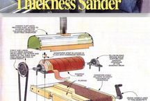 Woodworking -> Sander