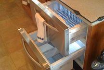 master bedroom kitchenette