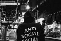 Anti Social Social Club / #ASSC