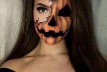 Maquillages Halloween