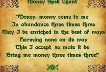 money spell chants