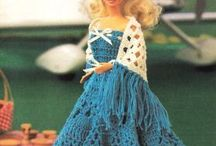 Doll clothes & stuff / by Cindy Rowland