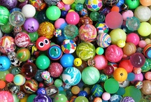 Bouncy Balls / by Liz Dyer