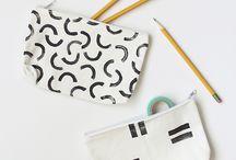 D E S E N H O  E  A C E S S Ó R I O S / Desenhos e acessórios para desenhar.