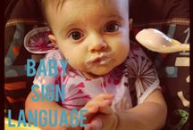 Baby sign language / by Desiree Clow
