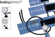 Baumanometros / Es un instrumento médico empleado para la medición indirecta de la presión arterial, que la suele proporcionar en unidades físicas de presión.