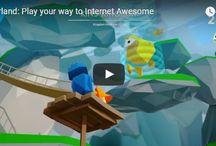 Internet Safety, Websites