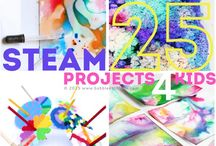 Steam project for kids