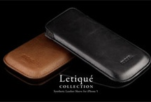 iPhone 5/5S cases / leather