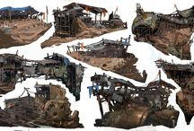 DEDALO - shantytown