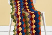tinisian crochet blanket